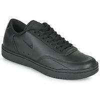 Scarpe Donna Sneakers basse Nike COURT VINTAGE Nero