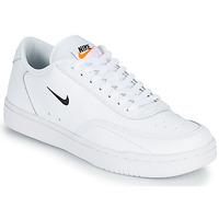 Scarpe Donna Sneakers basse Nike COURT VINTAGE Bianco