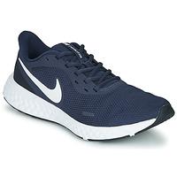 Scarpe Uomo Running / Trail Nike REVOLUTION 5 Blu