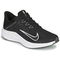 Scarpe Uomo Running / Trail Nike QUEST 3 Nero / Bianco