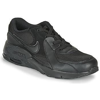 Scarpe Unisex bambino Sneakers basse Nike AIR MAX EXEE PS Nero