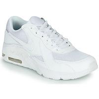 Scarpe Unisex bambino Sneakers basse Nike AIR MAX EXCEE GS Bianco