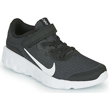 Scarpe Unisex bambino Sneakers basse Nike EXPLORE STRADA PS Nero / Bianco