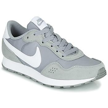 Scarpe Unisex bambino Sneakers basse Nike MD VALIANT GS Grigio / Bianco