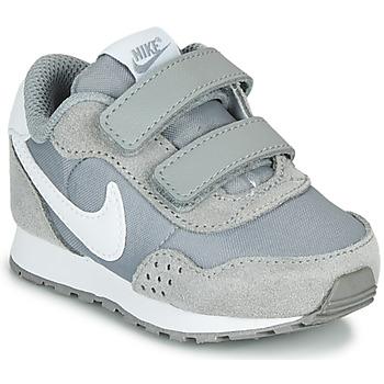 Scarpe Unisex bambino Sneakers basse Nike MD VALAINT TD Grigio / Bianco