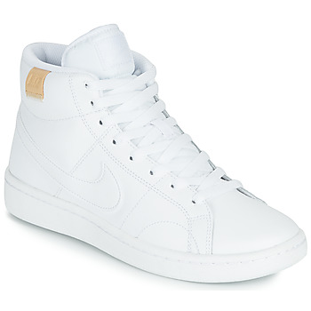 Scarpe Donna Sneakers basse Nike COURT ROYALE 2 MID Bianco