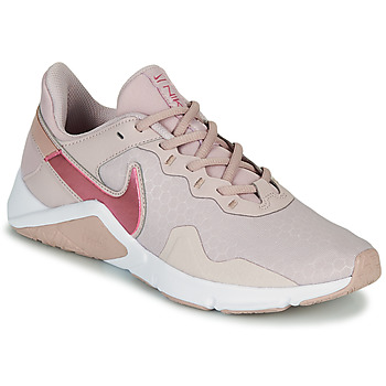 Scarpe Donna Multisport Nike LEGEND ESSENTIAL 2 Beige / Rosa