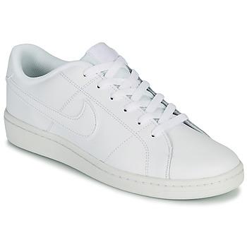 Scarpe Uomo Sneakers basse Nike COURT ROYALE 2 LOW Bianco