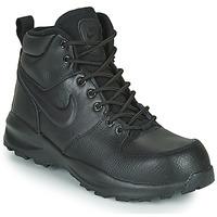 Scarpe Unisex bambino Sneakers basse Nike MANOA LTR GS Nero
