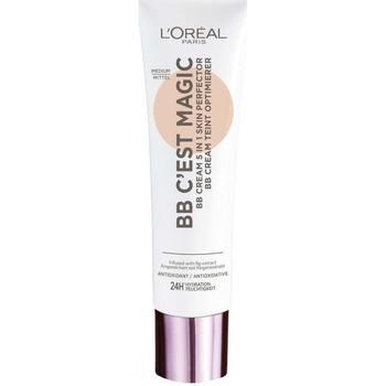 Bellezza Donna Trucco BB & creme CC L'oréal Bb C'Est Magig Bb Cream Skin Perfector 04-medium