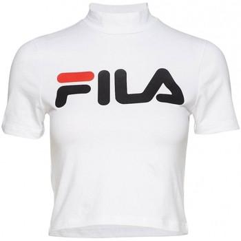 Abbigliamento Donna T-shirt maniche corte Fila Tshirt  Every Turtle Tee Donna Bianca Bianco