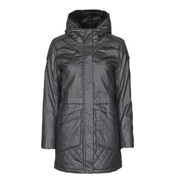 Abbigliamento Donna Parka One Step FR42021 Grigio
