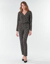 Abbigliamento Donna Tuta jumpsuit / Salopette One Step FR32021_02 Nero
