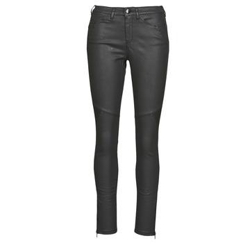 Abbigliamento Donna Pantaloni 5 tasche One Step FR29031_02 Nero