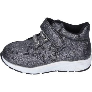 Scarpe Bambina Sneakers basse Fiorucci sneakers pelle sintetica argento