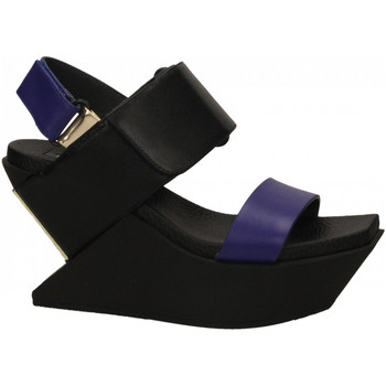 Scarpe Donna Zoccoli United nude DELTA midnight-blue