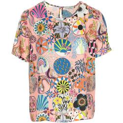Abbigliamento Donna T-shirt maniche corte Paul Smith Top Rosa