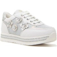 Scarpe Bambina Sneakers basse Syssy 51042 ARGENTO