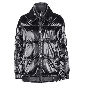 Abbigliamento Donna Piumini Emporio Armani 6H2B97 Nero