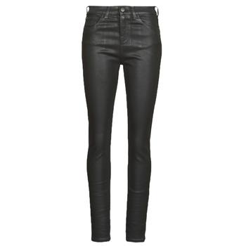 Abbigliamento Donna Pantaloni 5 tasche Emporio Armani 6H2J20 Nero