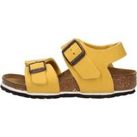 Scarpe Bambino Sandali Birkenstock - New york giallo 1015758 GIALLO