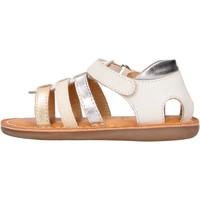 Scarpe Bambina Sandali Gioseppo - Sandalo bianco OKALOOSA BIANCO