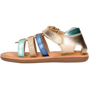 Scarpe Unisex bambino Scarpe acquatiche Gioseppo - Sandalo oro OKALOOSA ORO