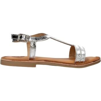Scarpe Bambina Sandali Gioseppo - Sandalo argento ACANDI ARGENTO