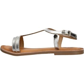 Scarpe Bambina Sandali Gioseppo - Sandalo argento ABERDEE ARGENTO