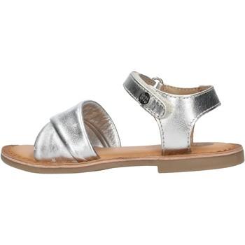 Scarpe Bambina Sandali Gioseppo - Sandalo argento MALABAR ARGENTO