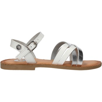 Scarpe Bambina Sandali Gioseppo - Sandalo bianco FLOREFFE BIANCO