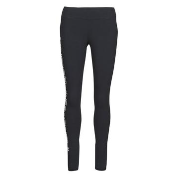 Abbigliamento Donna Leggings Under Armour UA FAVORITE WM LEGGINGS Nero