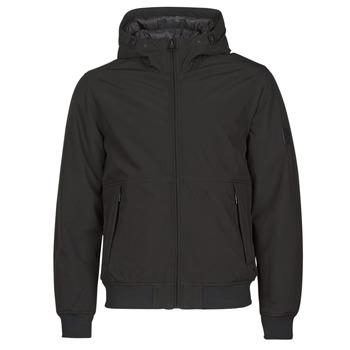 Abbigliamento Uomo Piumini Esprit LL 3LSOFTSHEL Nero