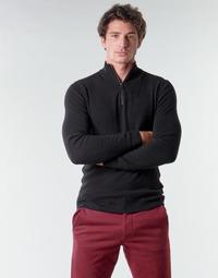 Abbigliamento Uomo Maglioni Esprit COWS STR HZ Nero