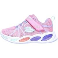 Scarpe Bambino Fitness / Training Skechers 302042n Rosa