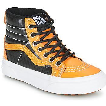 Scarpe Bambino Sneakers alte Vans SK8-HI MTE Camel / Nero