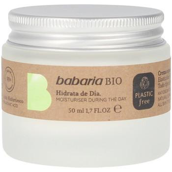 Bellezza Donna Idratanti e nutrienti Babaria Bio Crema Día Súper Hidratante Antioxidante  50 ml