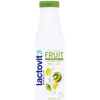 Bellezza Corpo e Bagno Lactovit Fruit Antiox Gel De Ducha  600 ml