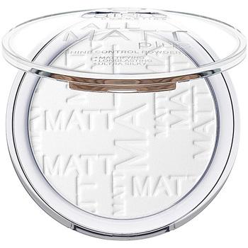 Bellezza Donna Blush & cipria Catrice All Matt Plus Shine Control Powder 001-universal 10 Gr 10 g