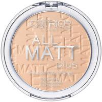 Bellezza Donna Blush & cipria Catrice All Matt Plus Shine Control Powder 025-sand Beige 10 Gr 10 g