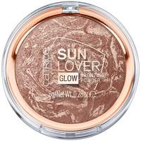 Bellezza Donna Blush & cipria Catrice Sun Lover Glow Bronzing Powder 010-sun-kissed Bronze 8 Gr 8 g