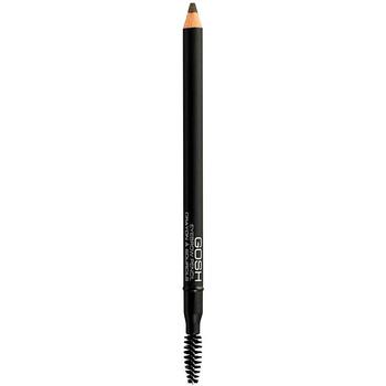 Bellezza Donna Trucco sopracciglia Gosh Eyebrow Pencil Soft Black 1 u