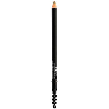 Bellezza Donna Trucco sopracciglia Gosh Eyebrow Pencil Grey Brown 1 u