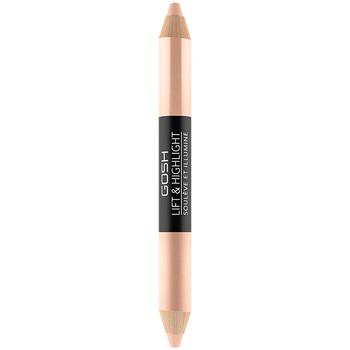Bellezza Donna Matia per occhi Gosh Lift & Highlight Multifunctional Pen 001-nude 2,98 Gr 2,98 g
