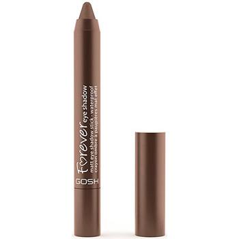 Bellezza Donna Ombretti & primer Gosh Forever Matt Eyeshadow 11-dark Brown 1,5 Gr