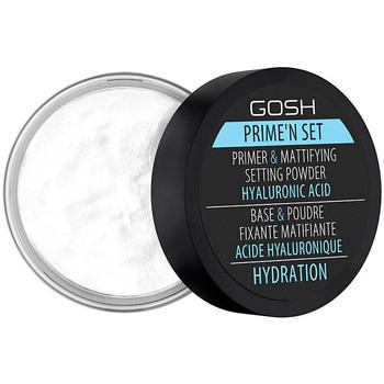 Bellezza Donna Fondotinta & primer Gosh Velvet Touch Prime'n Set Powder Hydration 7 Gr
