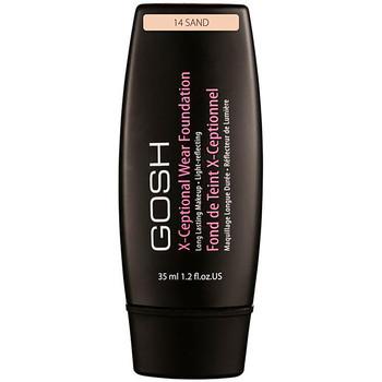 Bellezza Donna Fondotinta & primer Gosh X-ceptional Wear Foundation Long Lasting Makeup 14-sand 35 ml