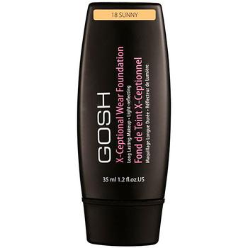 Bellezza Donna Fondotinta & primer Gosh X-ceptional Wear Foundation Long Lasting Makeup 18-sunny 35 ml