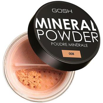 Bellezza Donna Blush & cipria Gosh Mineral Powder 008-tan 8 Gr 8 g