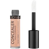 Bellezza Donna Contorno occhi & correttori Gosh Concealer High Coverage 004-natural